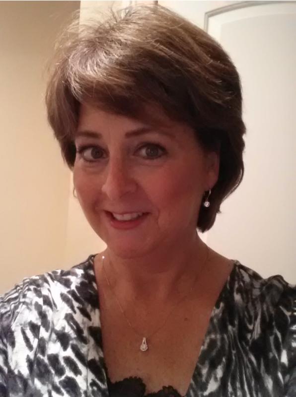 Headshot photo of Cindy Goldsher